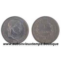 MONNAIE COMMEMORATIVE FRANC 1808 A  D'APRES TIOLIER