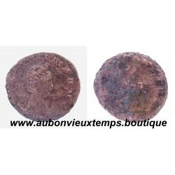 ANTONINIEN ( billon 30 ‰ ) SALONINE 267 – 268 Ap J.C. ROME