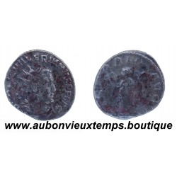 ANTONINIEN ( billon 250 ‰ ) VALERIEN 254 Ap J.C. ROME