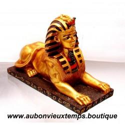 STATUETTE SPHINX EGYPTIEN