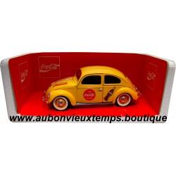 SOLIDO - COCA COLA 1/18 VW COCCINELLE BERLINE