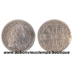 ECU ARGENT LOUIX XIV AUX 8 L 1690 D