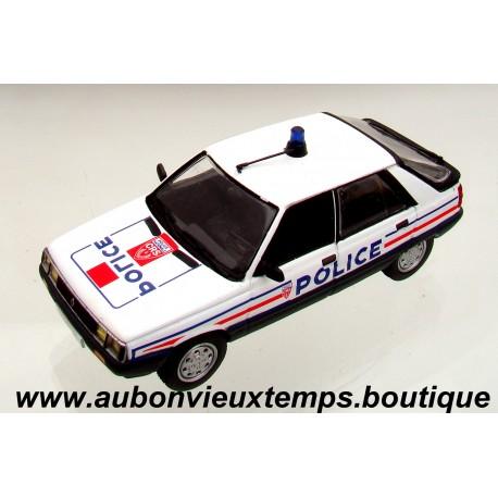NOREV 1/43 RENAULT 11 POLICE CRS