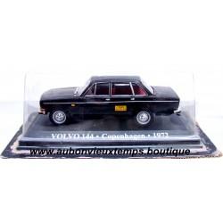 IXO 1/43 VOLVO 144 – TAXI COPENHAGUE 1972