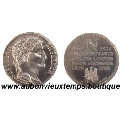 MEDAILLE NAPOLEON 1er EMPEREUR d'après ANDRIEU 1981