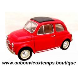 BBURAGO 1/16 FIAT 500 1965
