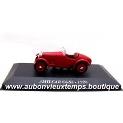 IXO 1/43 AMILCAR CGSS 1926