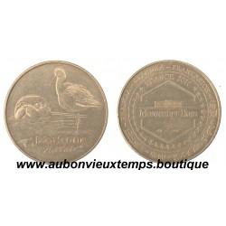 MEDAILLE TOURISTIQUE - 2010 - BAIE DE SOMME - NATURE
