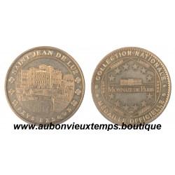 MEDAILLE TOURISTIQUE - 2005 - SAINT JEAN DE LUZ - PAYS BASQUE