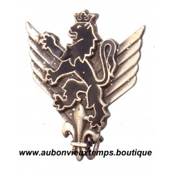INSIGNE  EMAIL - INSIGNE métallique du 6° régiment d'hélicoptères de combat