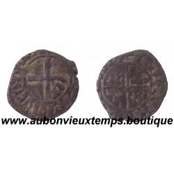 DENIER JEAN  III LE BON - BRETAGNE 1312 – 1341 NANTES
