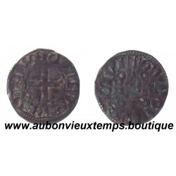 DENIER TOURNOIS SAINT LOUIS ( LOUIS  VIII ) 1326 - 1370