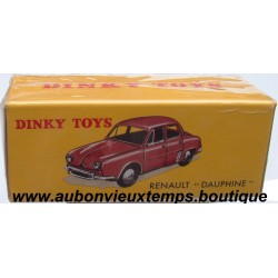 DINKY TOYS ATLAS  1/43 REF : 24 E RENAULT DAUPHINE  2008