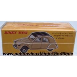 DINKY TOYS ATLAS 1/43 REF : 558 CITROEN 2 CV MODELE 1961 2008