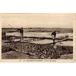 PARC A HUITRES - LES SABLES D'OLONNE 85