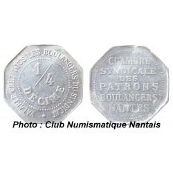 1/4 DECIME - CSP BOULANGERS - NANTES
