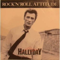 CD N° 192   ROCK'N'ROLL ATTITUDE - PHILIPS - SEPTEMBRE 1985 - JOHNNY HALLYDAY