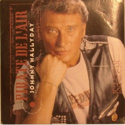 CD N° 212   PIRATE DE L'AIR - PHILIPS  - MARS 1990 - JOHNNY HALLYDAY