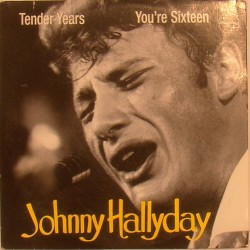 CD N° 92   TENDER YEARS - PHILIPS - 1962 - JOHNNY HALLYDAY