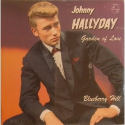 CD N° 91   GARDEN OF LOVE - PHILIPS  - 1962 - JOHNNY HALLYDAY
