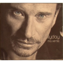 CD  '' MA VERITE '' - PHILIPS 983 379 - NOVEMBRE  2005 - JOHNNY HALLYDAY