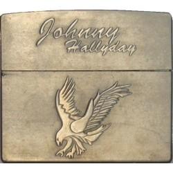 CD BRIQUET ZIPPO - '' LORADA TOUR '' - PHILIPS 532248 & 532249 - 1995 - JOHNNY HALLYDAY