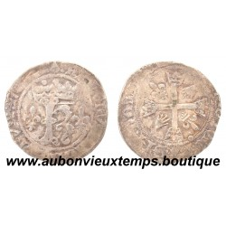 KAROLUS Argent  CHARLES VIII   Au grand K de Bretagne  1483 - 1497   R1
