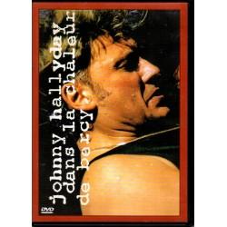 DVD  JOHNNY  HALLYDAY  - DANS LA CHALEUR DE BERCY - UNIVERSAL 1990   22 TITRES