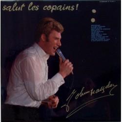 CD  JOHNNY HALLYDAY  - SALUT LES COPAINS     13 TITRES