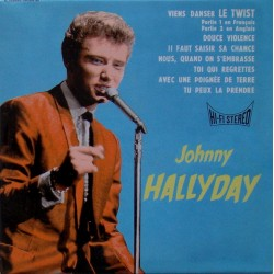 CD  JOHNNY HALLYDAY  -     7 TITRES