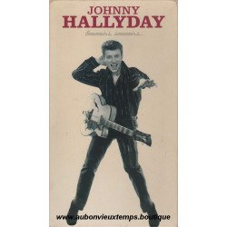 CD  JOHNNY HALLYDAY  - SOUVENIRS SOUVENIRS  COFFRET 5 CD   2006    96 TITRES