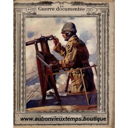 LA GUERRE DOCUMENTEE  - FASCICULE N° 37 - 1914  1915