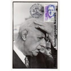 100ème ANNIVERSAIRE NAISSANCE DU GENERAL DE GAULLE