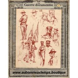 LA GUERRE DOCUMENTEE  - FASCICULE N° 39 - 1914  1915
