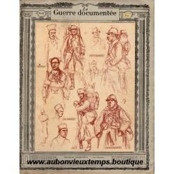 LA GUERRE DOCUMENTEE  - FASCICULE N° 41 - 1914  1915
