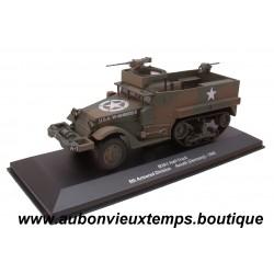 BLINDE ALLEMAND 1/43  M3 A1 HALF TRACK 5è DIVISION ARMEE - ANRATH ( ALLEMAGNE ) 1945