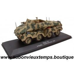 BLINDE ALLEMAND 1/43 SD KFZ 233 2 PZ DIVISION - FALAISE ( FRANCE ) 1944