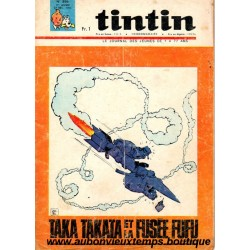LE JOURNAL DE TINTIN N° 896 du  23.12.1965