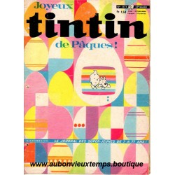 LE JOURNAL DE TINTIN N° 1171