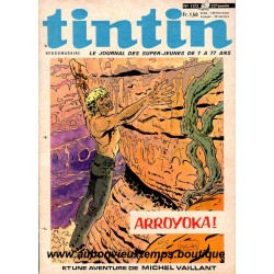 LE JOURNAL DE TINTIN N° 1172