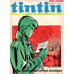 LE JOURNAL DE TINTIN N° 1174