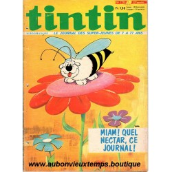 LE JOURNAL DE TINTIN N° 1175