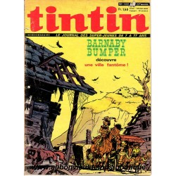 LE JOURNAL DE TINTIN N° 1177
