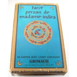 TAROT PERSAN DE MADAME INDIRA '' CARTOMANCIE GRIMAUD'' REF G 257