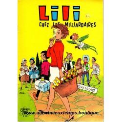 LILI CHEZ LES MILLIARDAIRES  N° 38