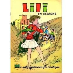 LILI EN ESPAGNE  N° 41