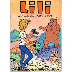 LILI ET LE GRAND TED  N° 47