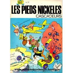 LES PIEDS NICKELES CASCADEURS  N° 77