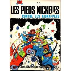 LES PIEDS NICKELES CONTRE LES KIDNAPPEURS  N° 79