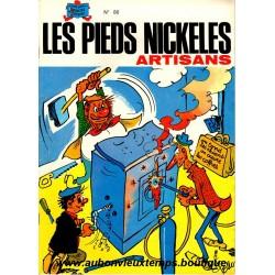 LES PIEDS NICKELES ARTISANS  N° 80